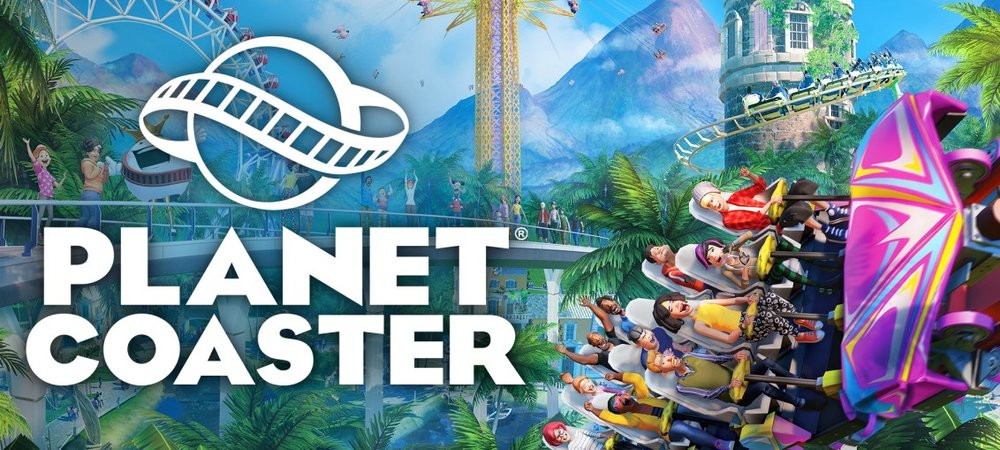 PLANET COASTER   GAME BY   FRONTIER DEVELOPMENTS