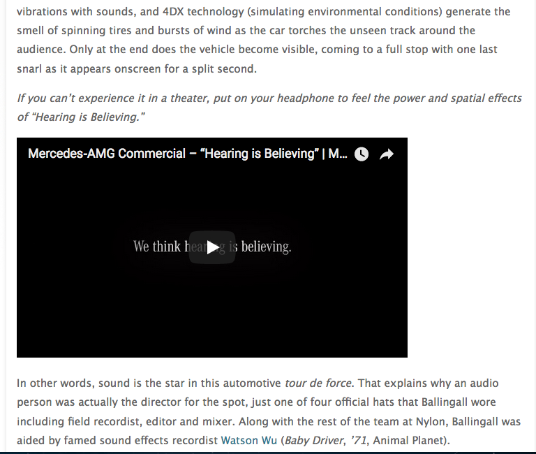 Watson Wu - Mercedes-AMG - Hearing is Believing commercial spot - SonicScoop.com - 01.2018.png