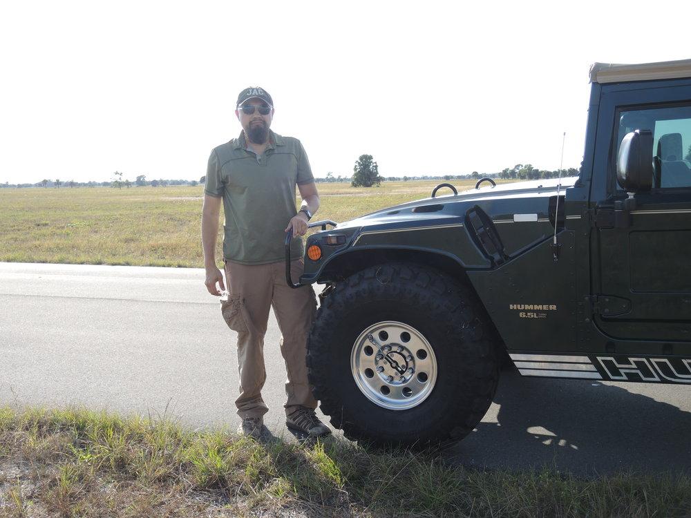 Watson & Humvee