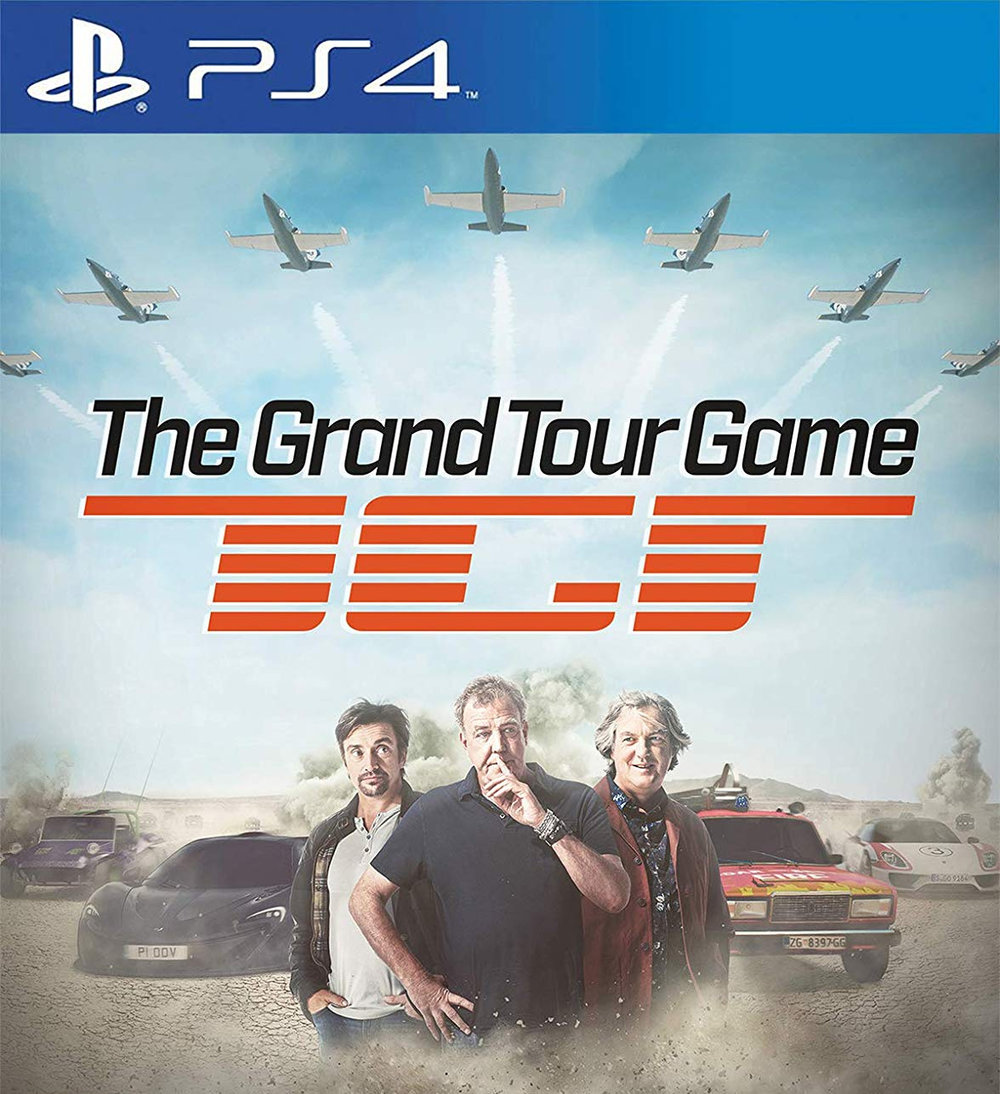 The grand tour (video game)
