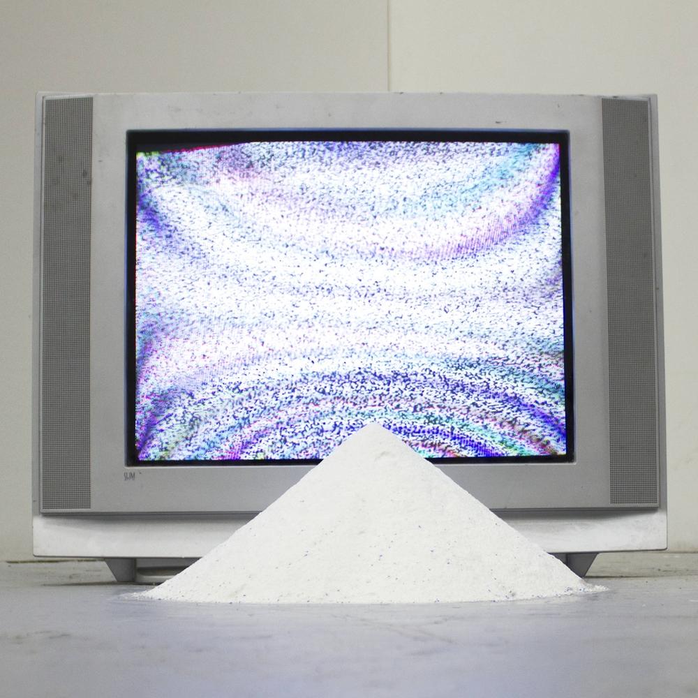After Television ~ Gabriel Birch ~ Television, Detergent & Magnet.jpg