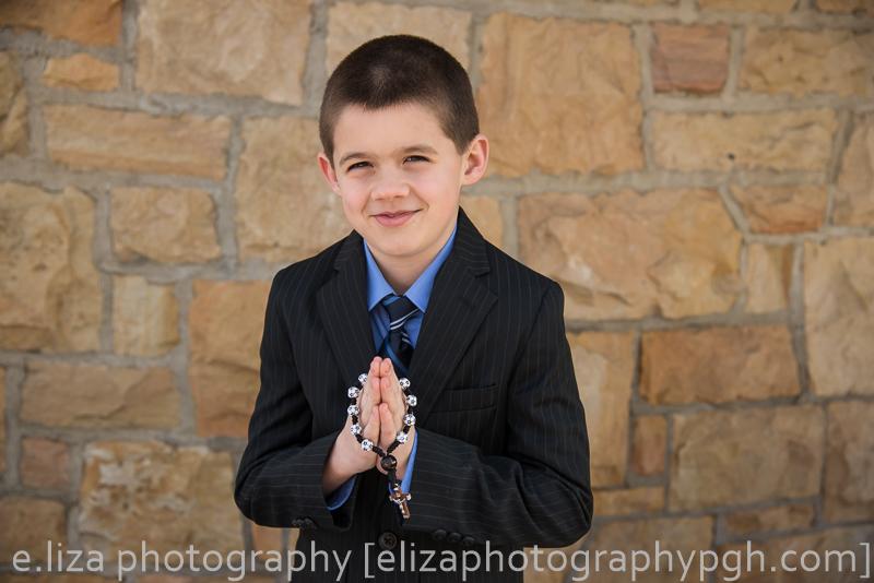 First Communion Photography :: Pittsburgh :: e.liza photography :: www.elizaphotographypgh.com