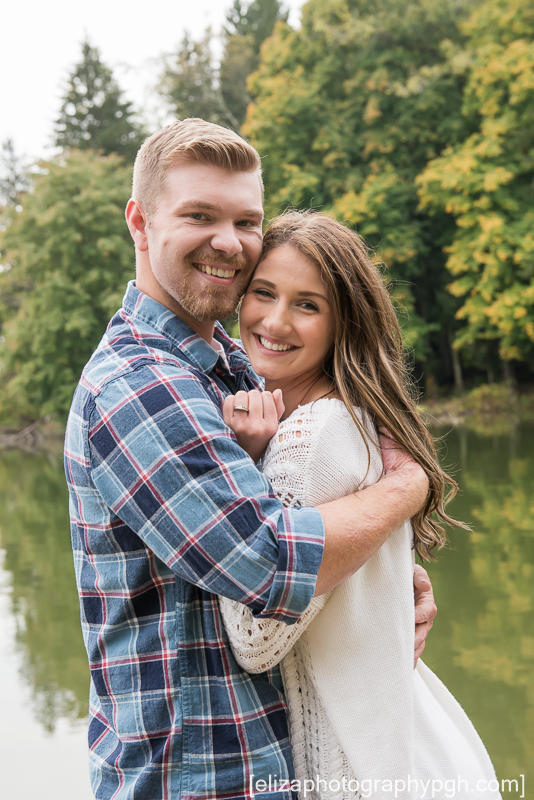 Engagement Photography : Pittsburgh : www.elizaphotographypgh.com