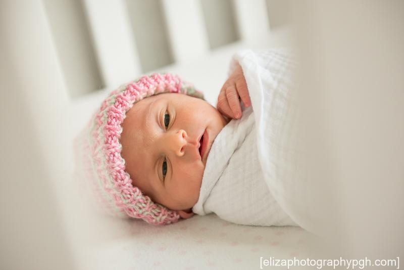 Newborn Photography : Pittsburgh : www.elizaphotographypgh.com