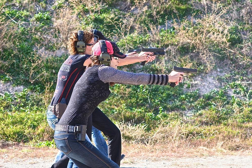 Firearms Instruction: Women's Pistol, Logan Utah