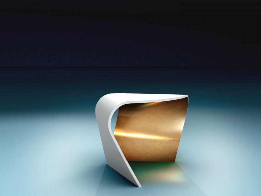 Diseñador:  Philip Michael Wolfson   Fabricación:  Solidity (Reino Unido)