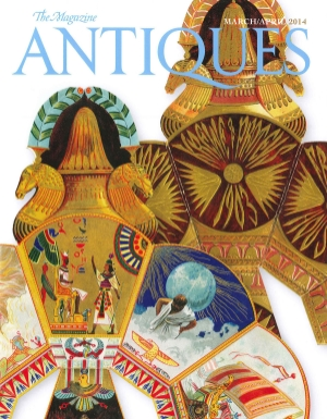 Click the image above to read and download a pdf of the article featured in the March/April issue of Antiques Magazine.