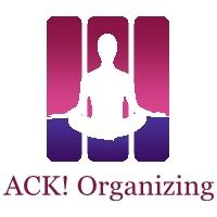 ACK! Organizing