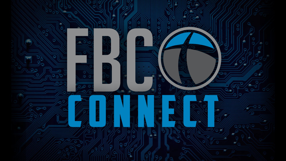 Considering becoming a member?  Register for the next FBC Connect and see how you connect to what God is doing here! (Click above)