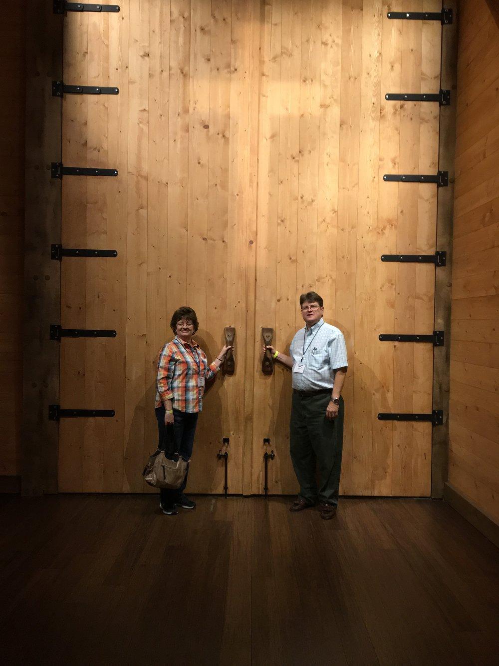 Ark Door