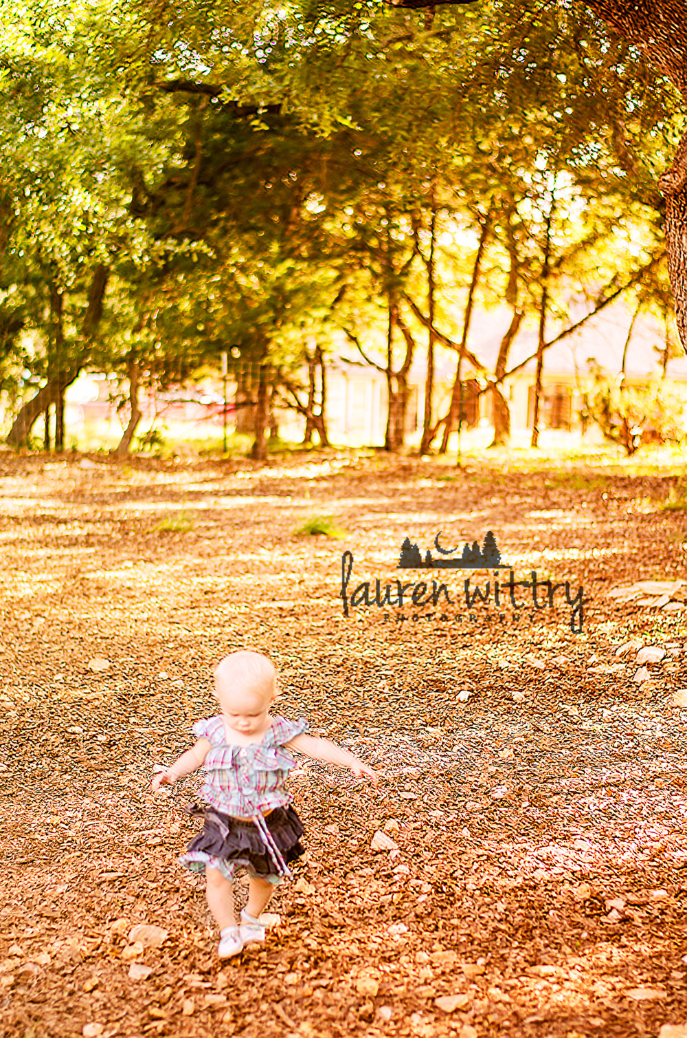 Baby Running San Antonio Photography