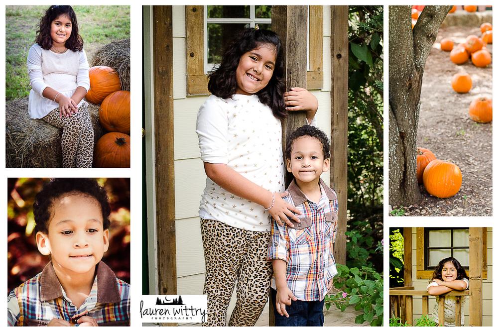 San Antonio Botanical Gardens Fall Photos2