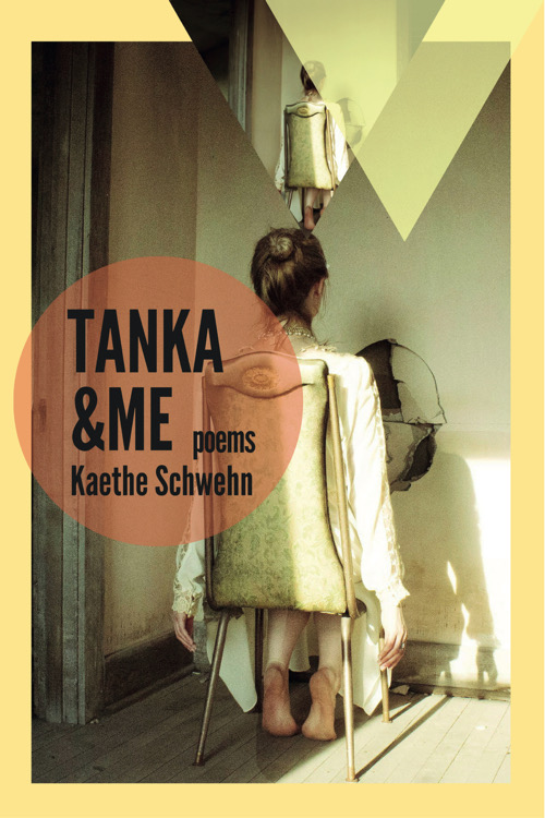 "Tanka & Me - Tanka & Me is a visceral, pleading, and fierce collection of poems, underpinned with thudding vessels and satisfying wreckage. Kaethe Schwehn externalizes the overlooked power of women into a multidimensional character who hunts both the speaker and the reader. Our wild Tanka engages down deep with role-play, sex, prayer, and refusal until we can't look away or stay quiet. These are love poems, but they love with claws and whiskey, bolt cutters and saws. You can love someone for a long time without knowing how, our speaker realizes, and Tanka prowls and preens and breaks us down until we know how to love ourselves, how to know ourselves, how to free ourselves. Tanka & Me is feminist poetry with muscle, bones, and heart.""As with the best writing, I found myself simultaneously devastated and soothed, satiated and hungry for more.""— Susanna Childress, author of Entering the House of Awe""Meet Tanka, the girlish/ghoulish spirit at the heart of Kaethe Schwehn's marvelous Tanka & Me. She's 'all ears and a liver,' knows extraordinary things, has a boyfriend named Briar and poignant adventures in grief, but her penchant for detail, at once hilarious and harrowing, is all Kaethe Schwehn.""— Leslie Adrienne Miller, author of Y"