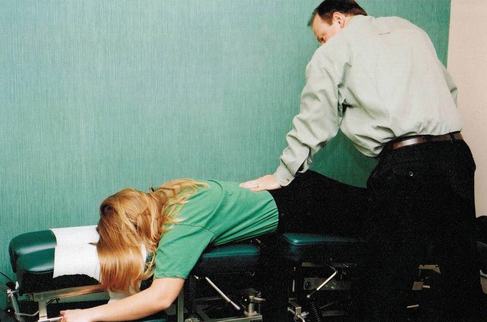 Adult Back Adjustment