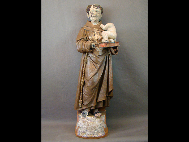 Religious imagery - ceramics