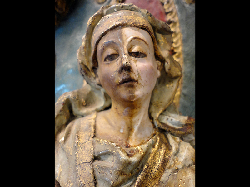 Escultura: Imaginária Sacra