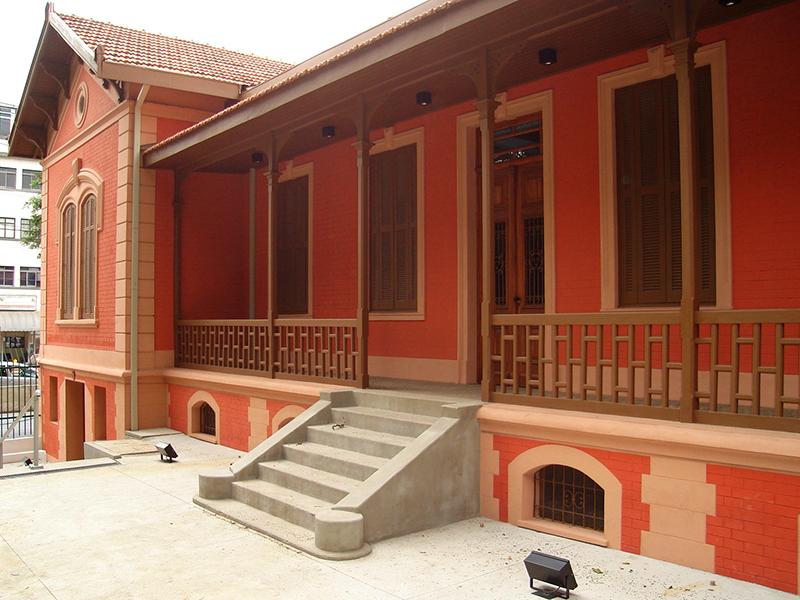 Complementos Arquitetônicos: Residências Históricas