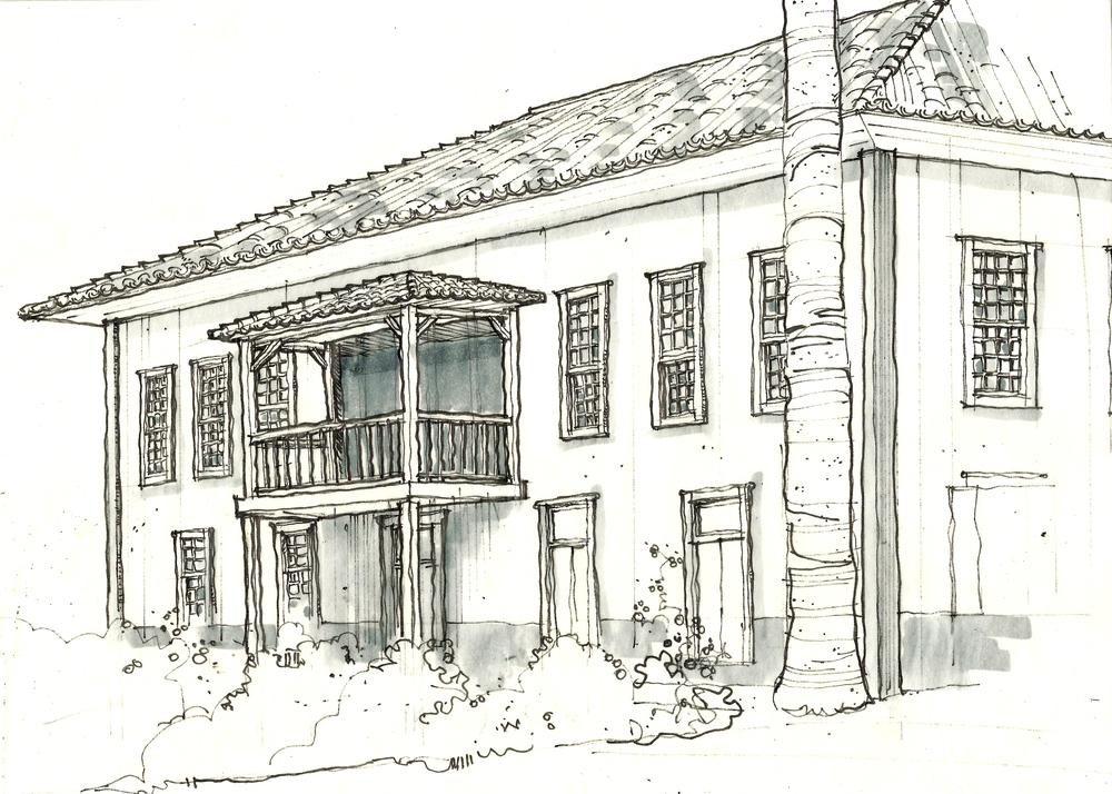 Apoio a Projetos de Restauro Arquitetônico