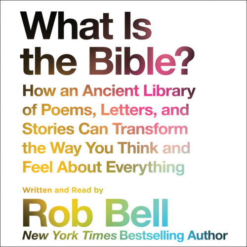 What is the Bible? - Click on the image to learn more about this book Pastor Aaron references.