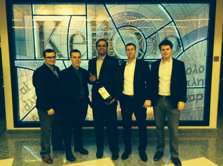 CO-HOP Team Wins Kellogg Competition