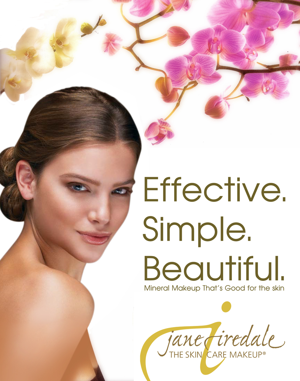 Nahaia Makeup and Skin Care at Massage In Wanaka