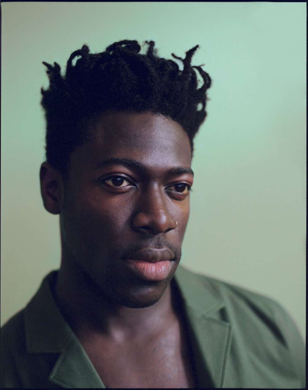 Moses Sumney X So It Goes