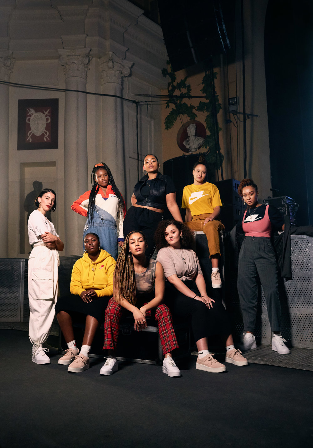 JORJA UNLOCKED for Nike London