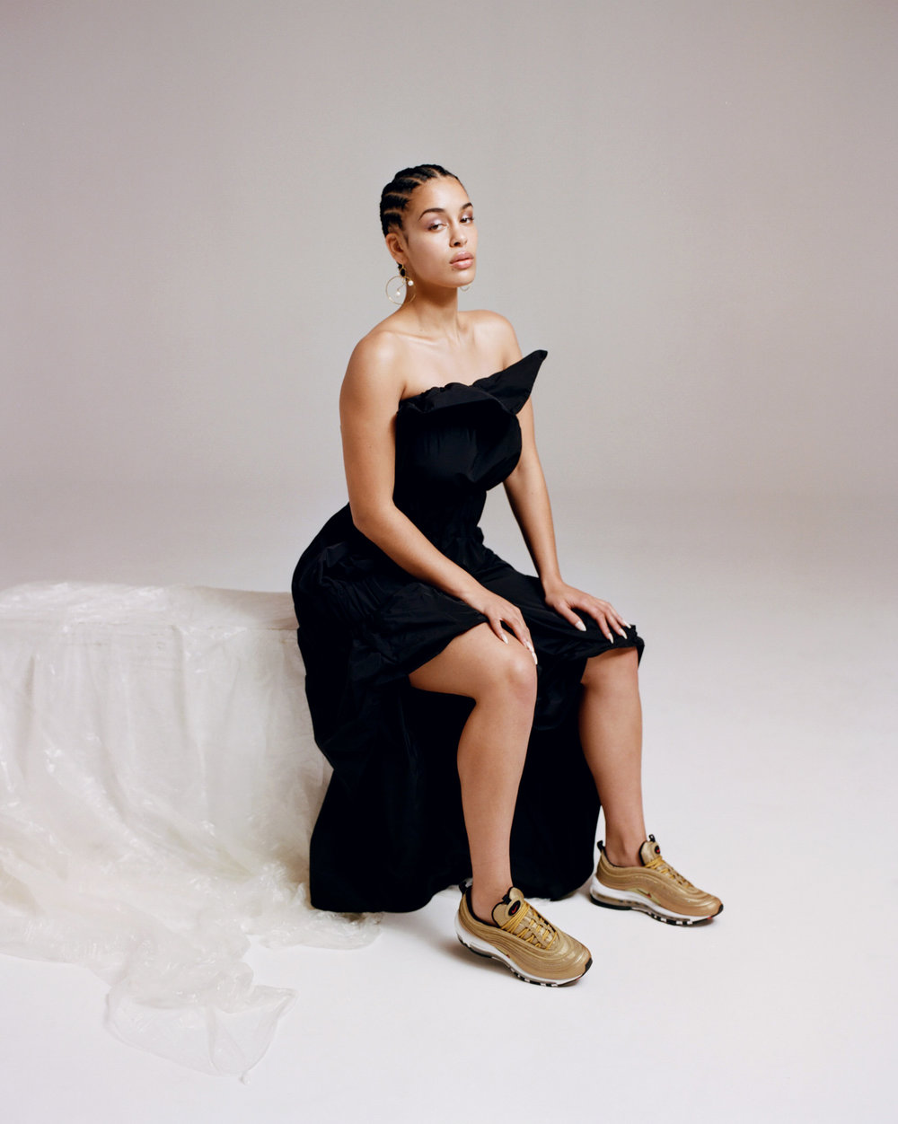 Jorja Smith - Crack Magazine cover story