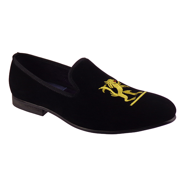 Duke & Dexter: Simba (Black) | Shoes,Shoes > Loafers -  Hiphunters Shop
