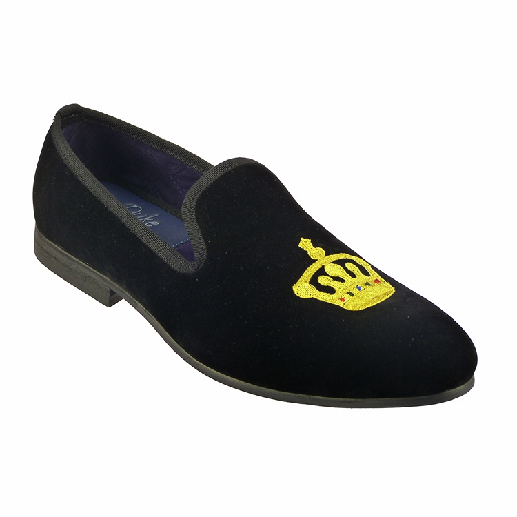 Duke & Dexter: Crowning Glory (Black) | Shoes,Shoes > Loafers -  Hiphunters Shop