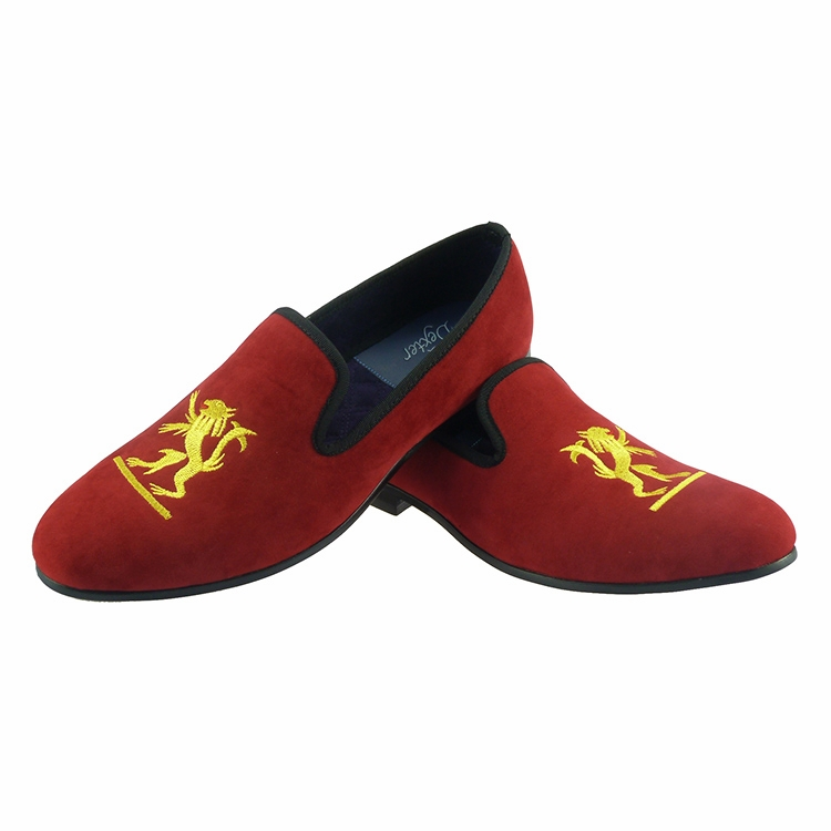 Duke & Dexter: Simba (Red) | Shoes,Shoes > Loafers -  Hiphunters Shop