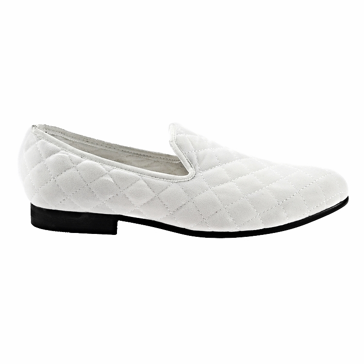 Duke & Dexter: Quilted White - Hiphunters Shop