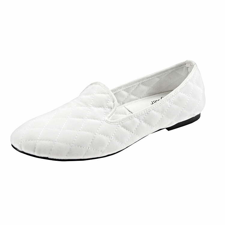 Duke & Dexter: Quilted White | Shoes,Shoes > Loafers -  Hiphunters Shop