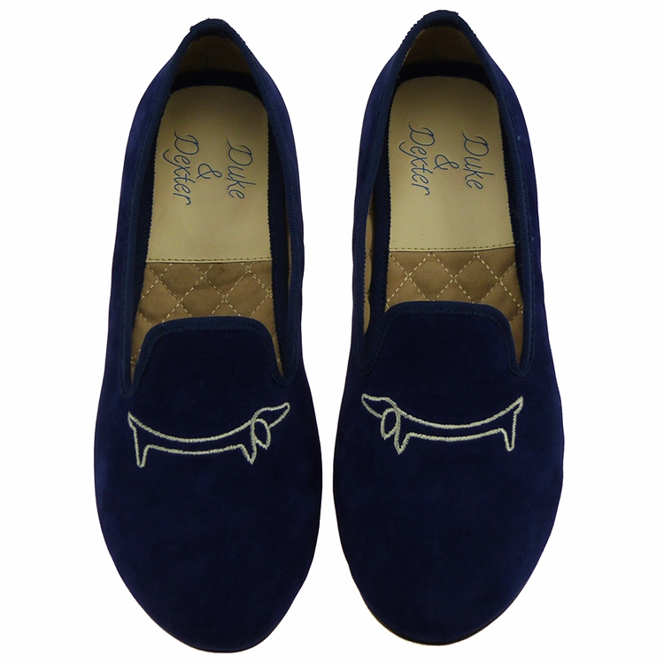 Duke & Dexter: Dachshund Blue | Shoes,Shoes > Loafers -  Hiphunters Shop