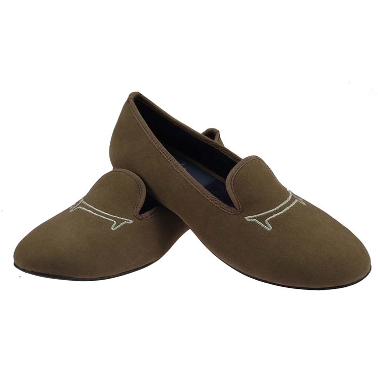 Duke & Dexter: Dachshund Brown   Shoes,Shoes > Loafers -  Hiphunters Shop