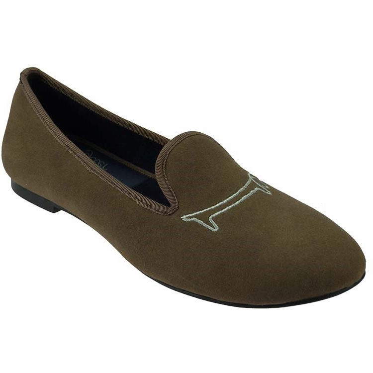 Duke & Dexter: Dachshund Brown | Shoes,Shoes > Loafers -  Hiphunters Shop
