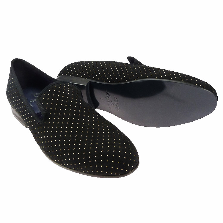 Duke & Dexter: Polkapin Black | Shoes,Shoes > Loafers -  Hiphunters Shop