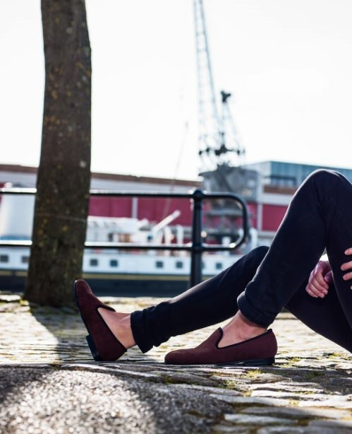 Duke & Dexter: Baker Brown | Shoes,Shoes > Loafers -  Hiphunters Shop