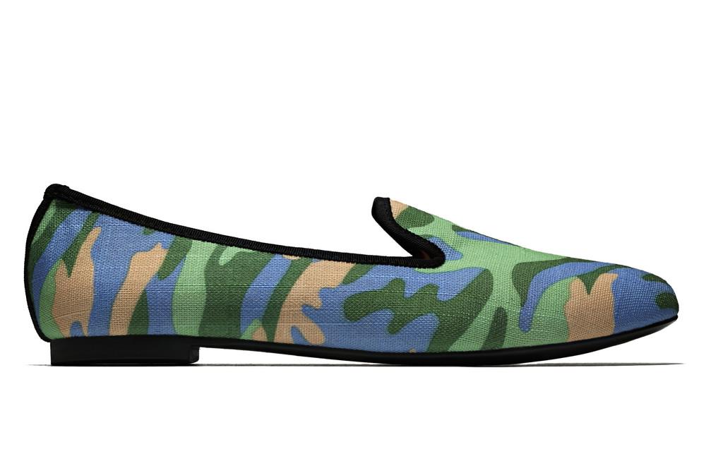 Duke & Dexter: Mediterranean Camo   Shoes,Shoes > Loafers -  Hiphunters Shop