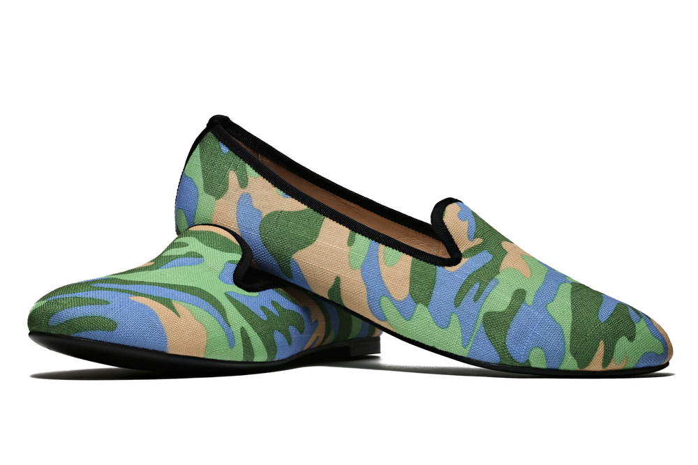 Duke & Dexter: Mediterranean Camo | Shoes,Shoes > Loafers -  Hiphunters Shop