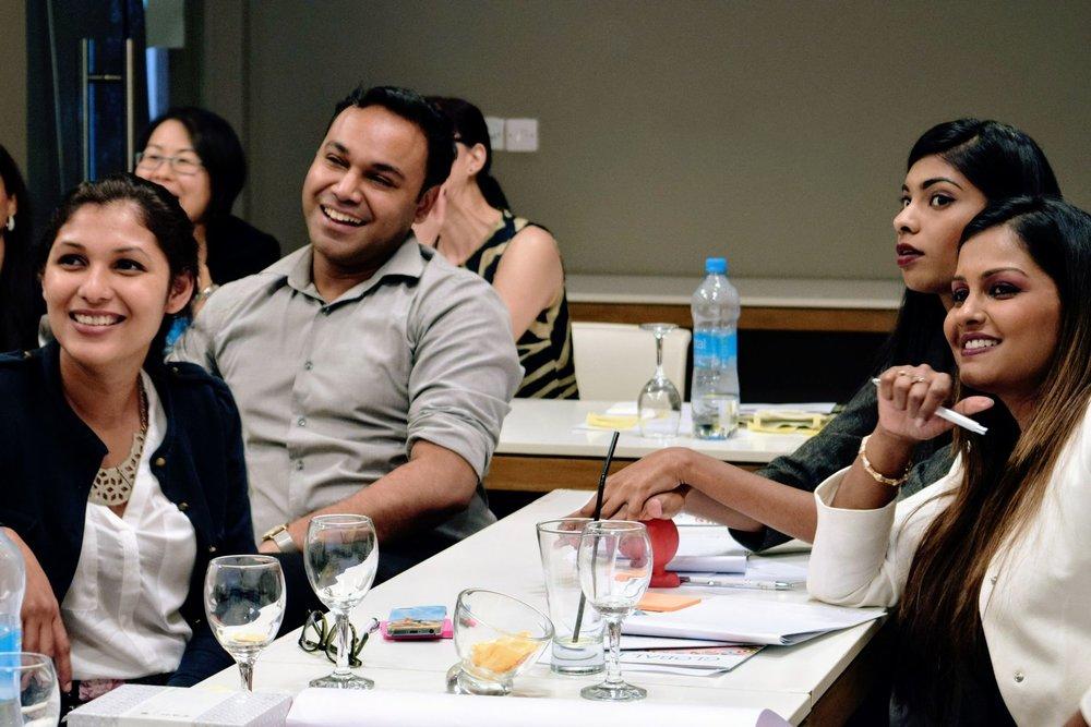 training engagement mauritius