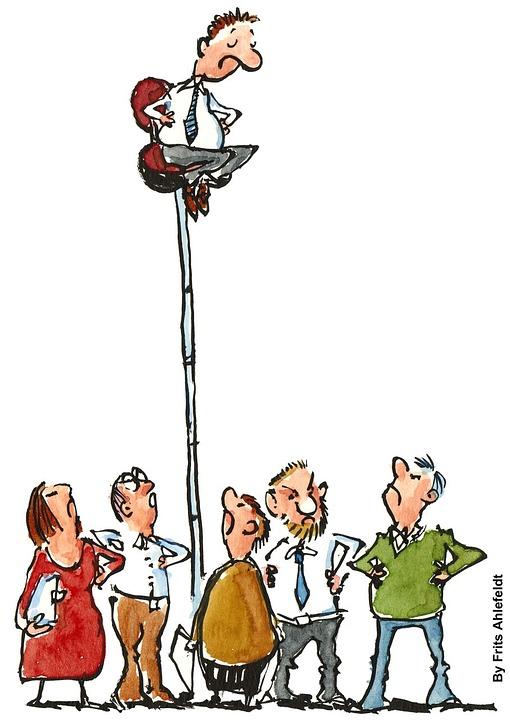 hierarchy at work training facilitation
