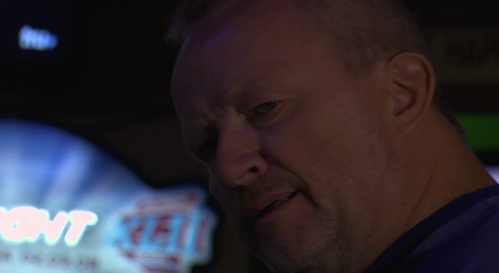 Jim Gulliford as Butch in a scene from  Pale Trees .