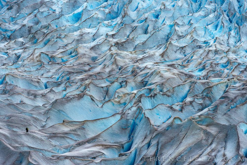 August - Mendenhall Glacier,Juneau, Alaska