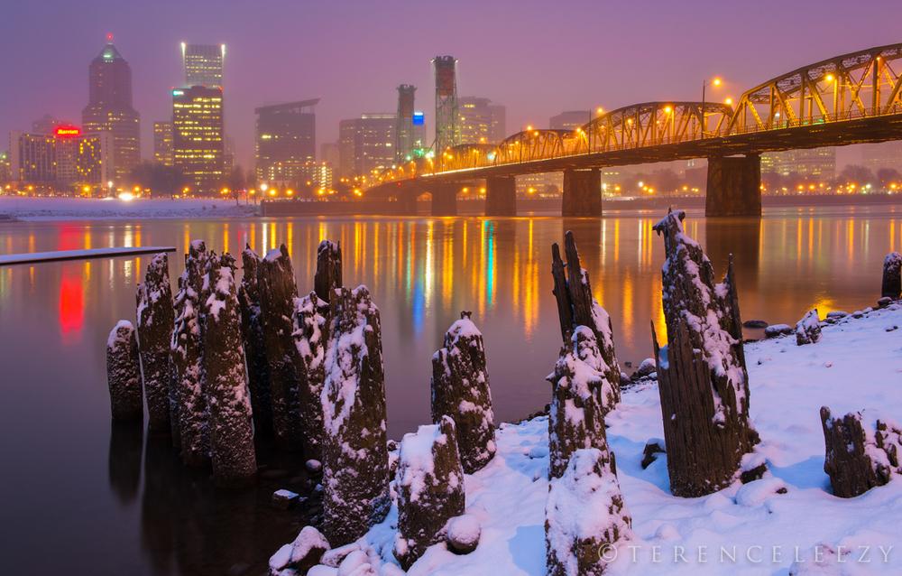 February -Portland, Oregon