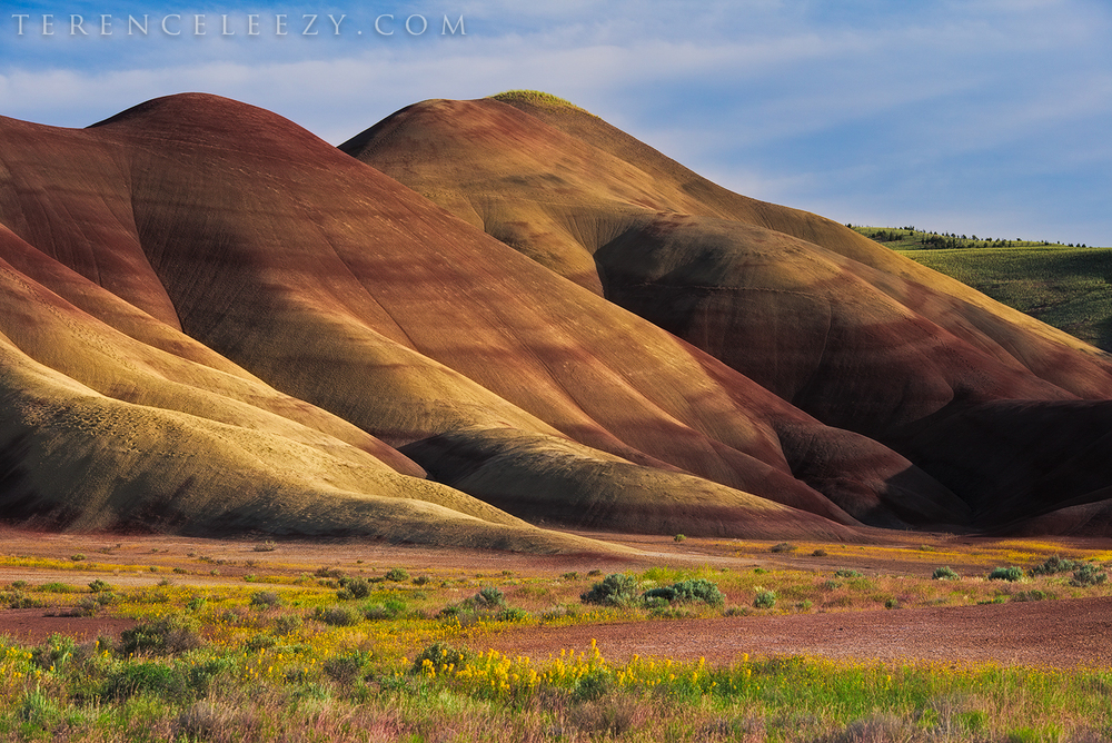 May - Painted Hills, Oregon