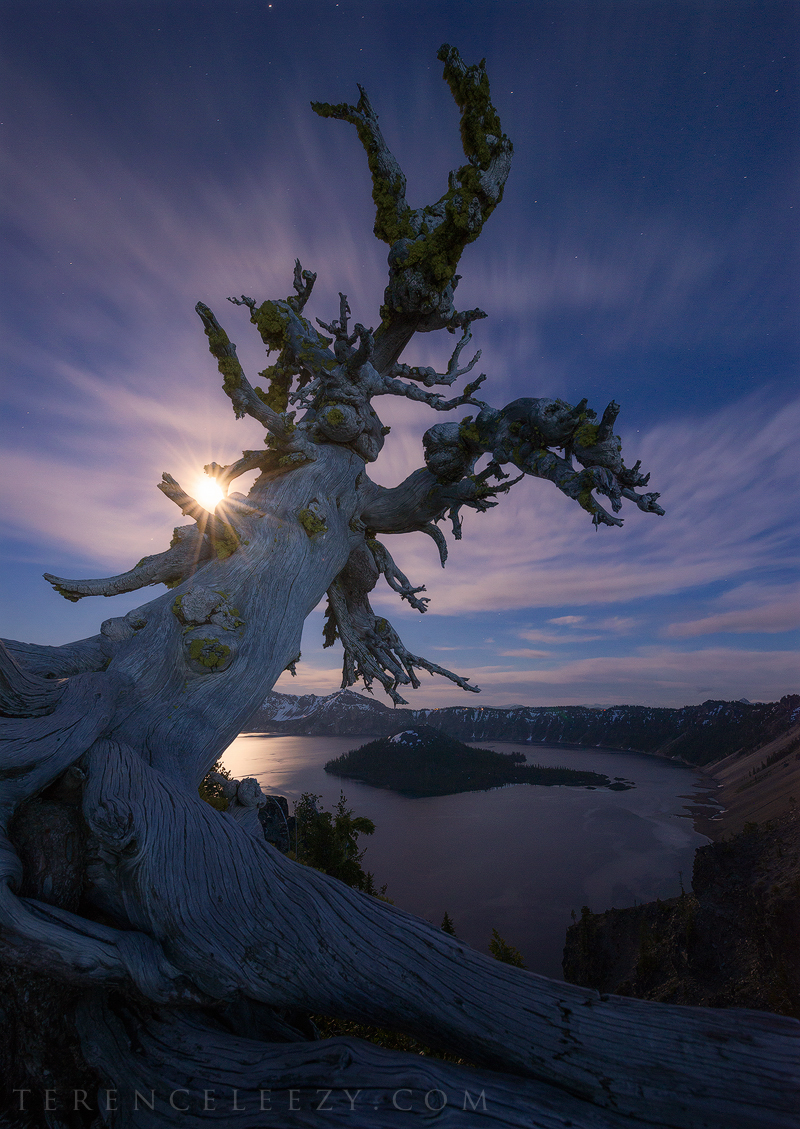 June - Crater Lake, Oregon