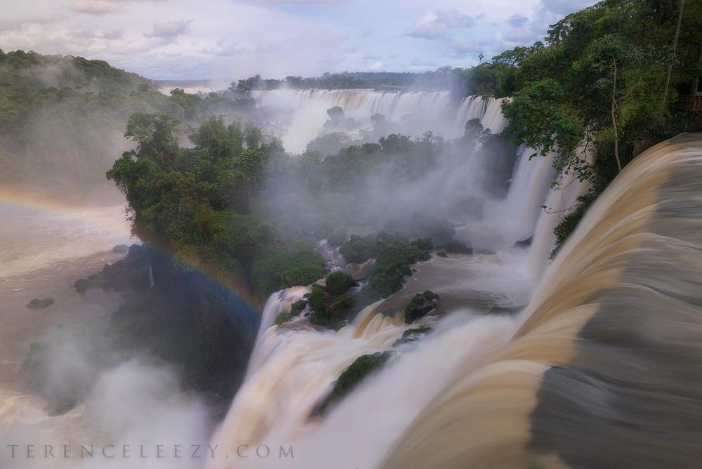 December - Iguazú Falls,Parque Nacional Iguazú, Argentina.
