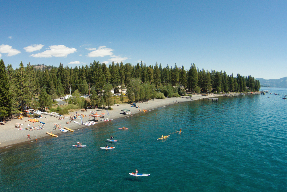 Tahoe Aerial Photography