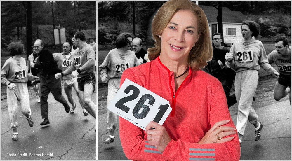 Kathrine Switzer - Marathon Woman